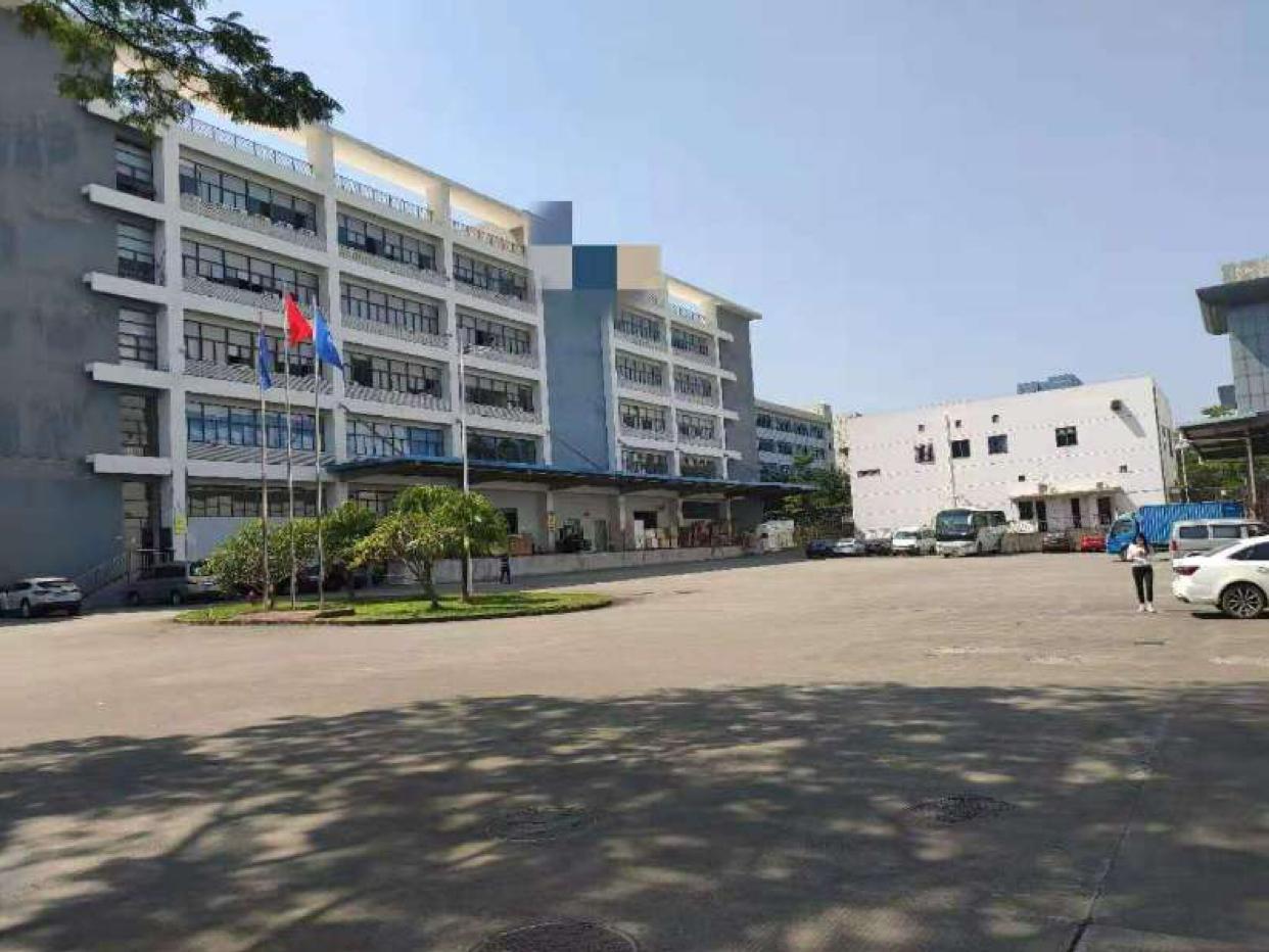 深圳周边中山红本厂房13000平方特价出售