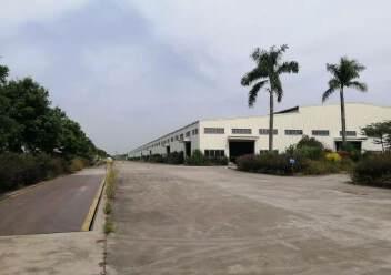 江门占地200亩建筑38000㎡国有双证重型工业厂房出售图片1