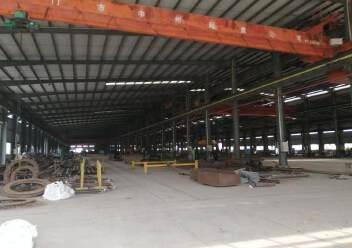 江门占地200亩建筑38000㎡国有双证重型工业厂房出售图片2