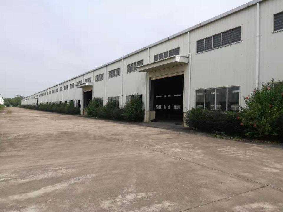 广州周边佛山市三水区主干道旁不动产权证钢构厂房4800㎡出售