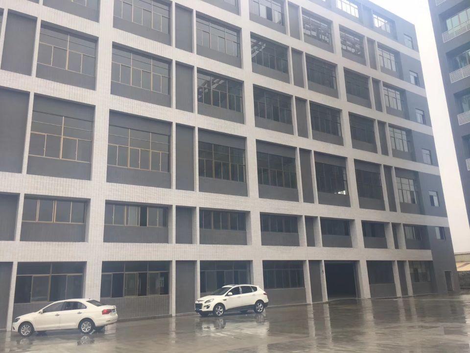 肇庆高新区红本50年首付3成60000㎡厂房出售可按揭