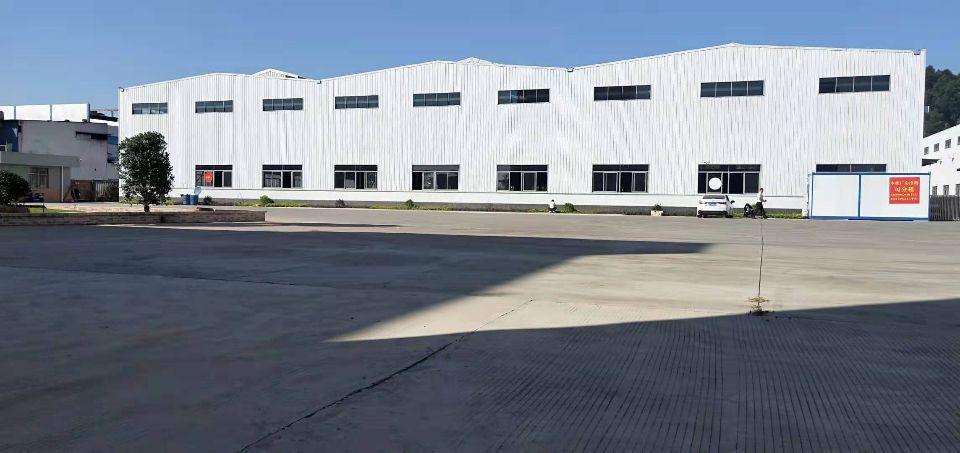 佛山市南海区大沥新出原房东带房产证钢构10000平方可分租-图2