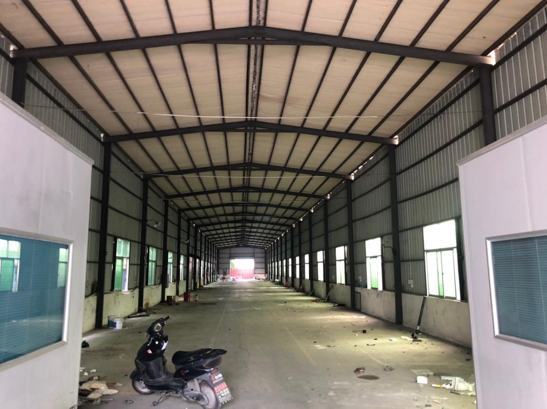 松岗罗田高速出口一楼1500平方自有厂房出租仓库出租
