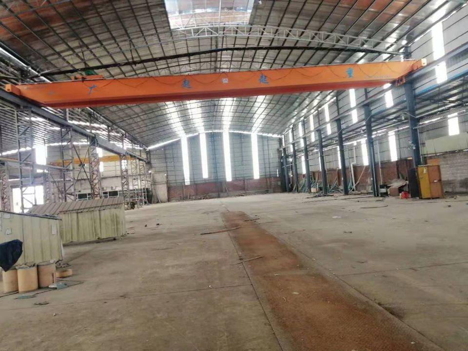 佛山市南海区大沥新出原房独门独钢构厂房7000平方
