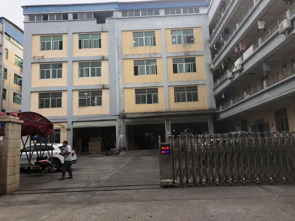 狮岭镇工业园区标准厂房出租5500平方,位置便利