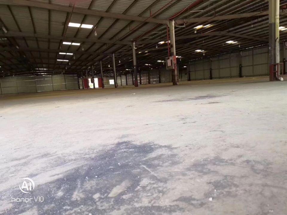 坪山新出物流仓库16000平米厂房实际面积出租