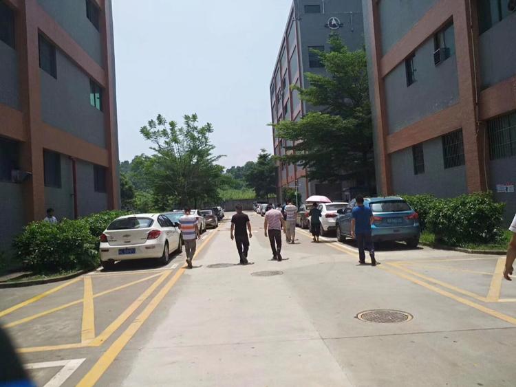 观澜桂花原房东独栋厂房11230平,带装修,水电到位