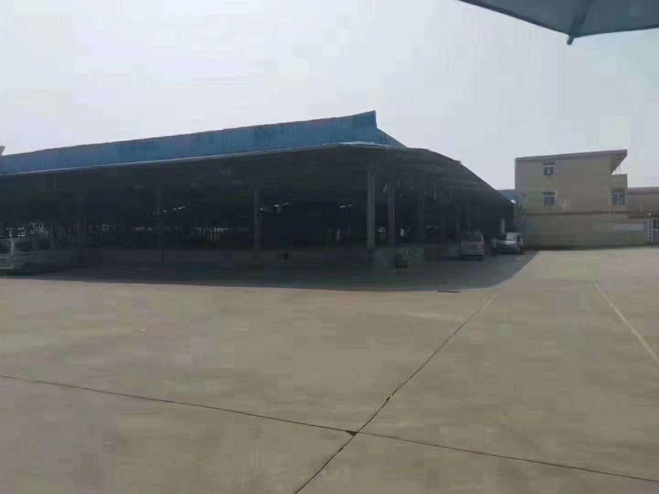 坪山大工业区新出三面带卸货平台仓库12000平