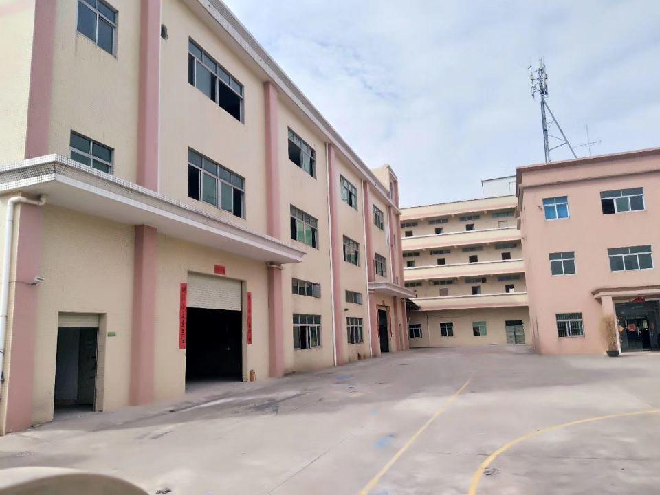 黄江镇原房东独院厂房5000平方米出租工业用地可办环评