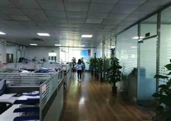 清湖新出整层精装修厂房,办公室图片1