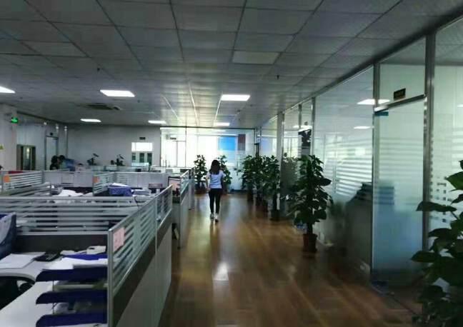清湖新出整层精装修厂房,办公室