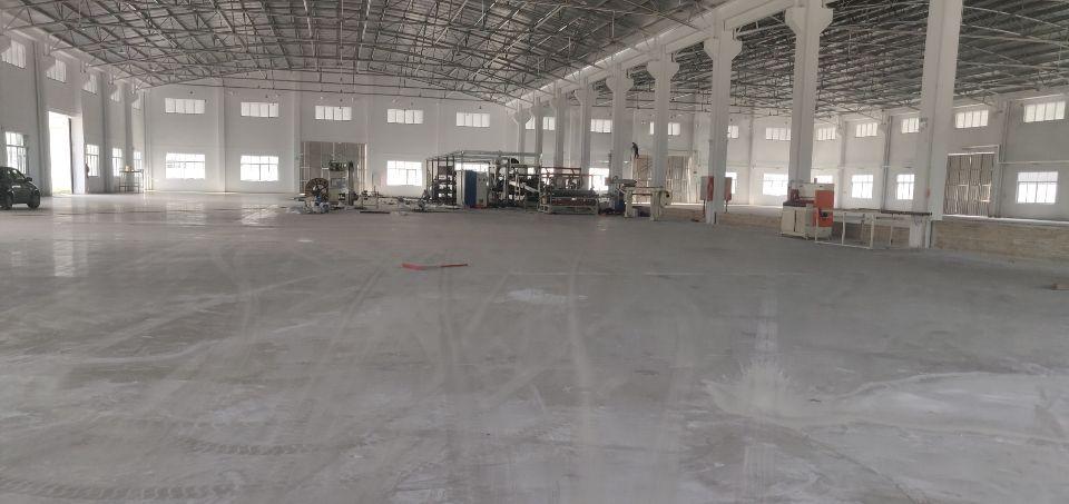 佛山杏坛全新钢构8000平实际面积
