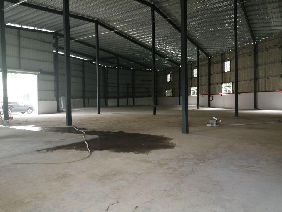 清溪新出全新独院钢构厂房1820平 滴水8米高可分租-图3