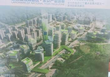宝安地标红本现房 工业研发办公楼30万平米出卖图片5