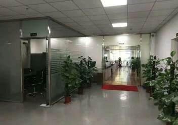 清湖新出整层精装修厂房,办公室图片5