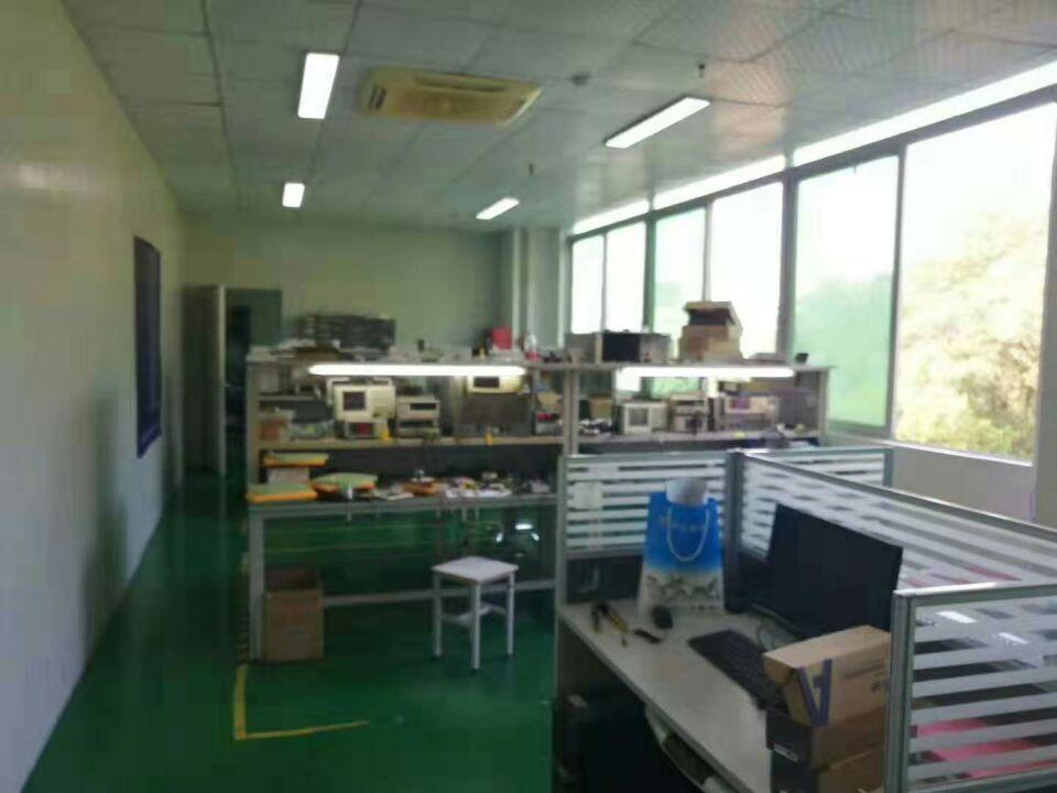 清湖新出整层精装修厂房,办公室-图3