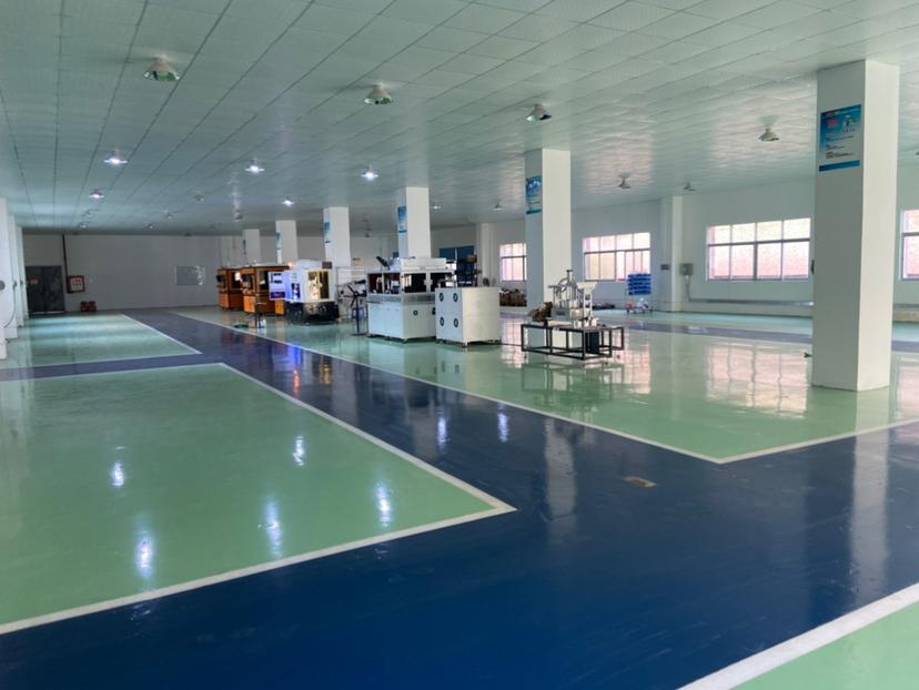 公明镇李松蓢工业园区厂房分租带精装修独院标准厂房8000平方