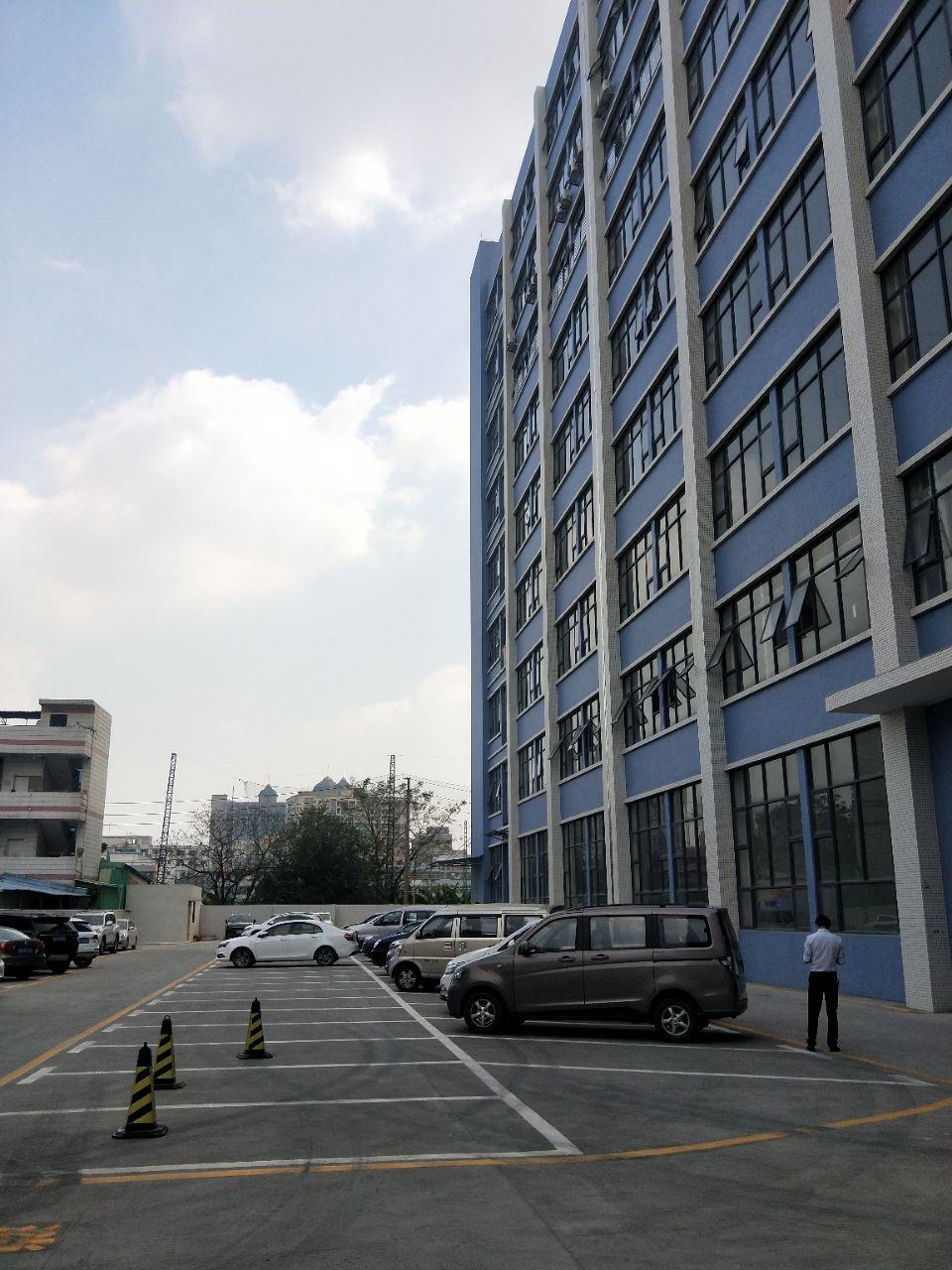 乌沙新出全新装修整层厂房3980平拎包入驻-图8
