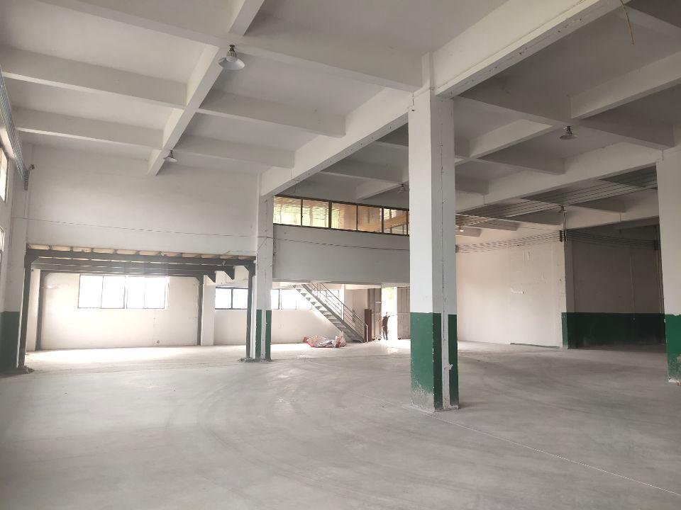 丹灶镇联沙标准厂房一楼一千平方带装修-图2