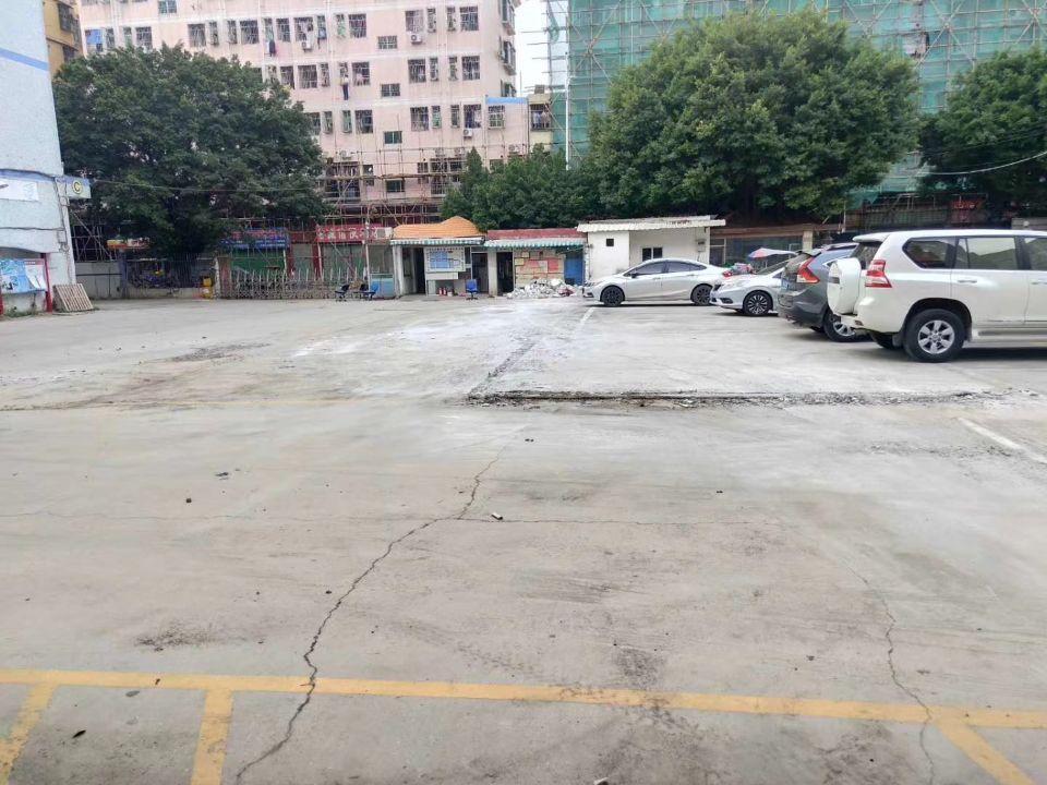 福永新和宝安大道边一楼600平米物流仓库出租,可分租可整租