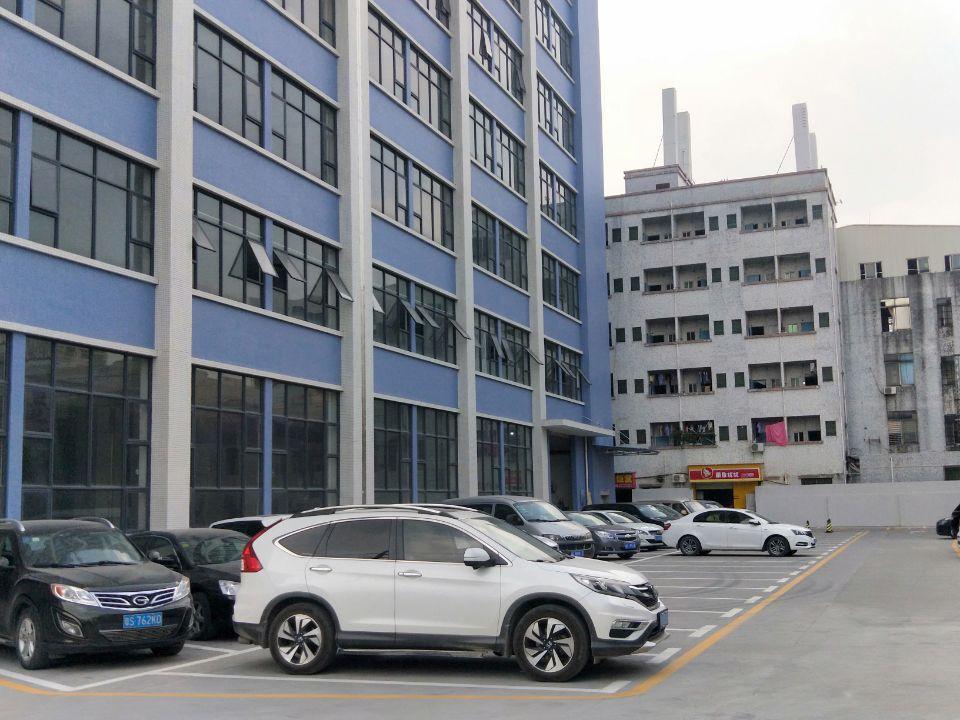 乌沙新出全新装修整层厂房3980平拎包入驻