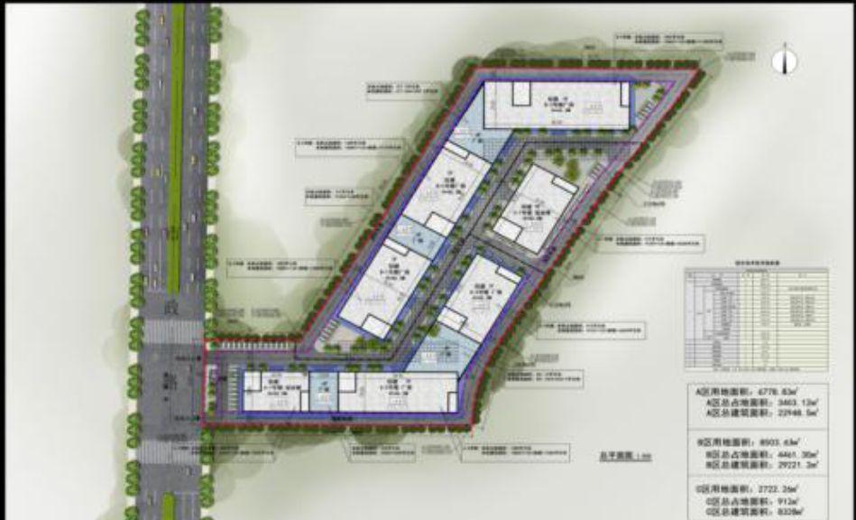 肇庆高新区红本50年首付3层60000平方出售可分割定制