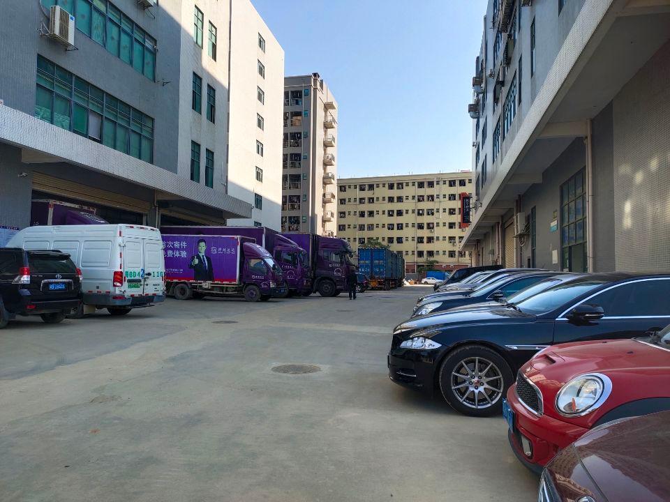 固戍地铁站1450平标准厂房出租带现成办公室拎包生产