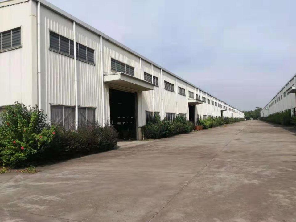 江门市占地:200亩,建筑38000平方国有双证重型工业厂房