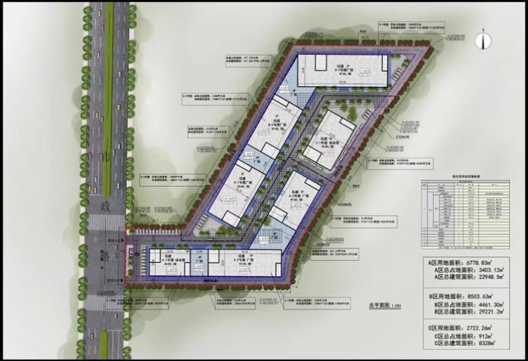 广东省肇庆市高新区主干道旁全新红本厂家出售企业外迁优选地-图2