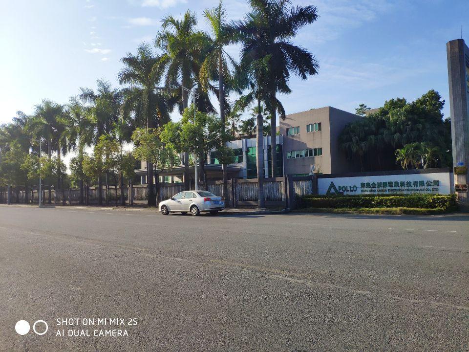 黄埔永和花园厂房17000平米标准厂房出售
