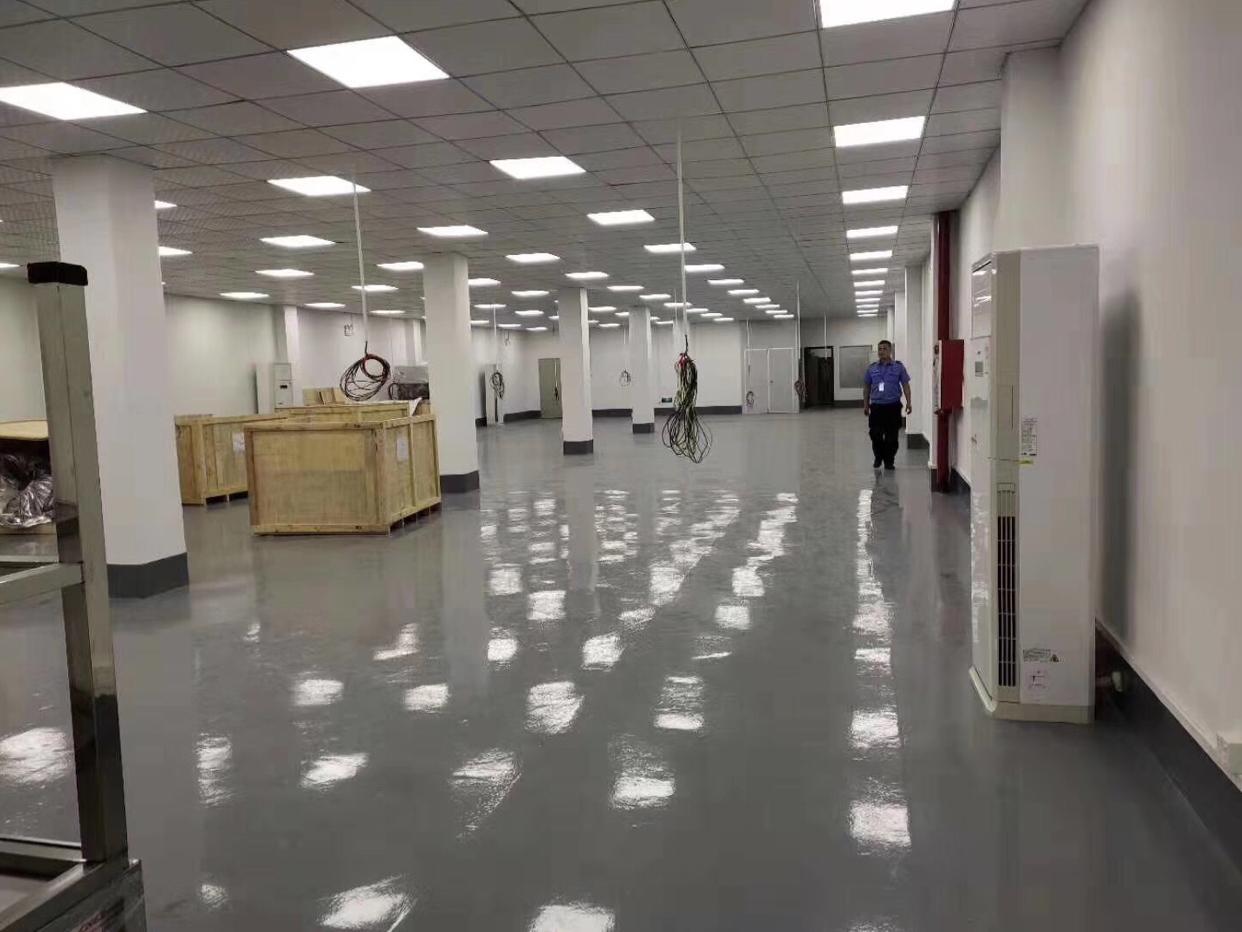 龙华高新产业园区新出1200平带装修厂房出租