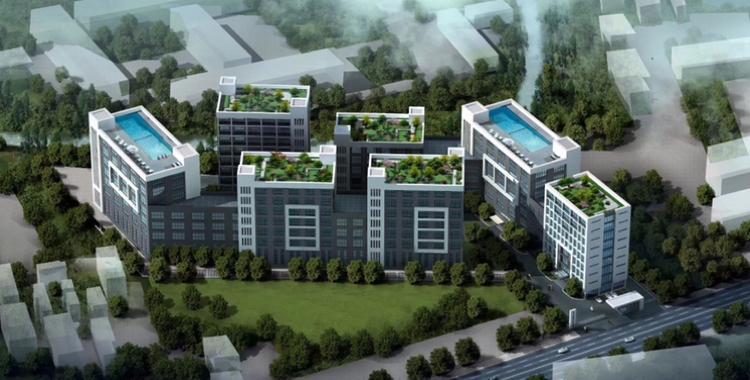 广东省肇庆市高新区主干道旁全新红本厂家出售企业外迁优选地