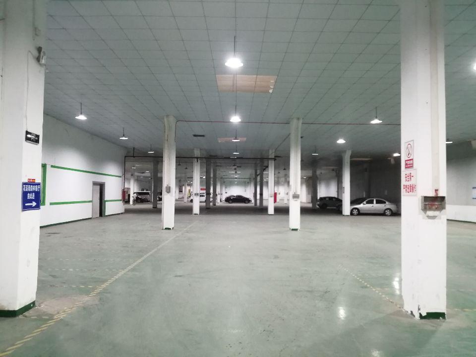 仓库出租1000平方实际面积有防爆灯地平漆掉顶