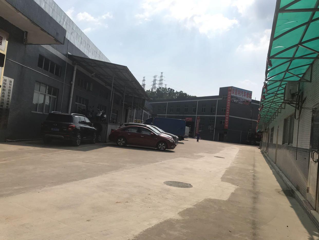横岗豪华顶级大仓库5000多平层高7米招租