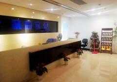 龙华清泉路整层精装办公室1500平出租没转让费