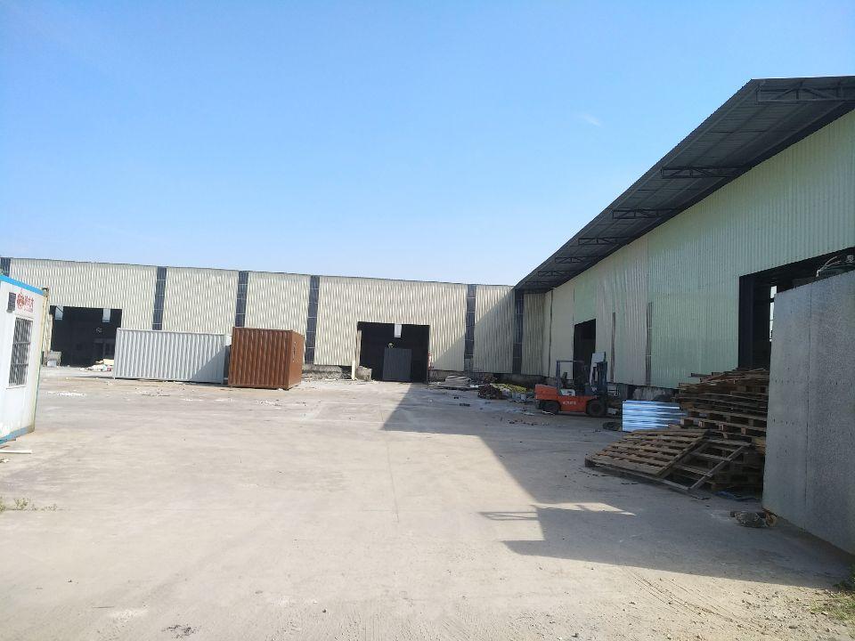 惠东梁化镇占地21000平方国有证厂房出售