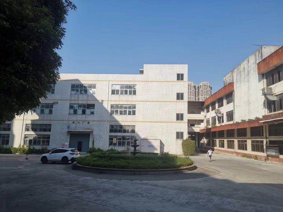 龙华清湖香港老板原房东红本带喷淋标准厂房