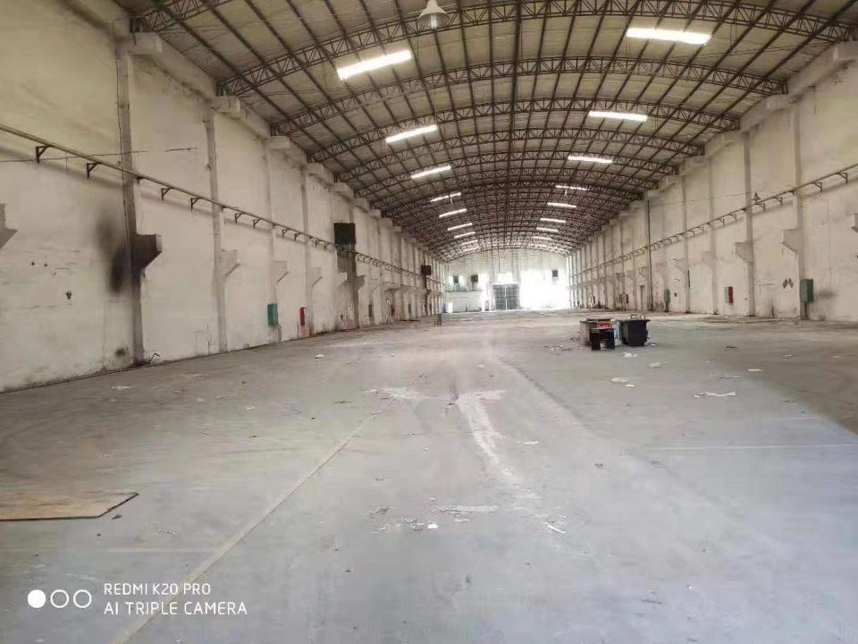 中山黄圃大雁单一层厂房8000平图片真实的