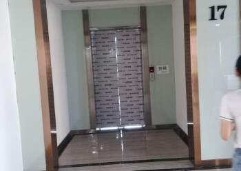 长安轻轨站边新出豪华装修写字长安轻轨边新出楼上写字楼500平图片3