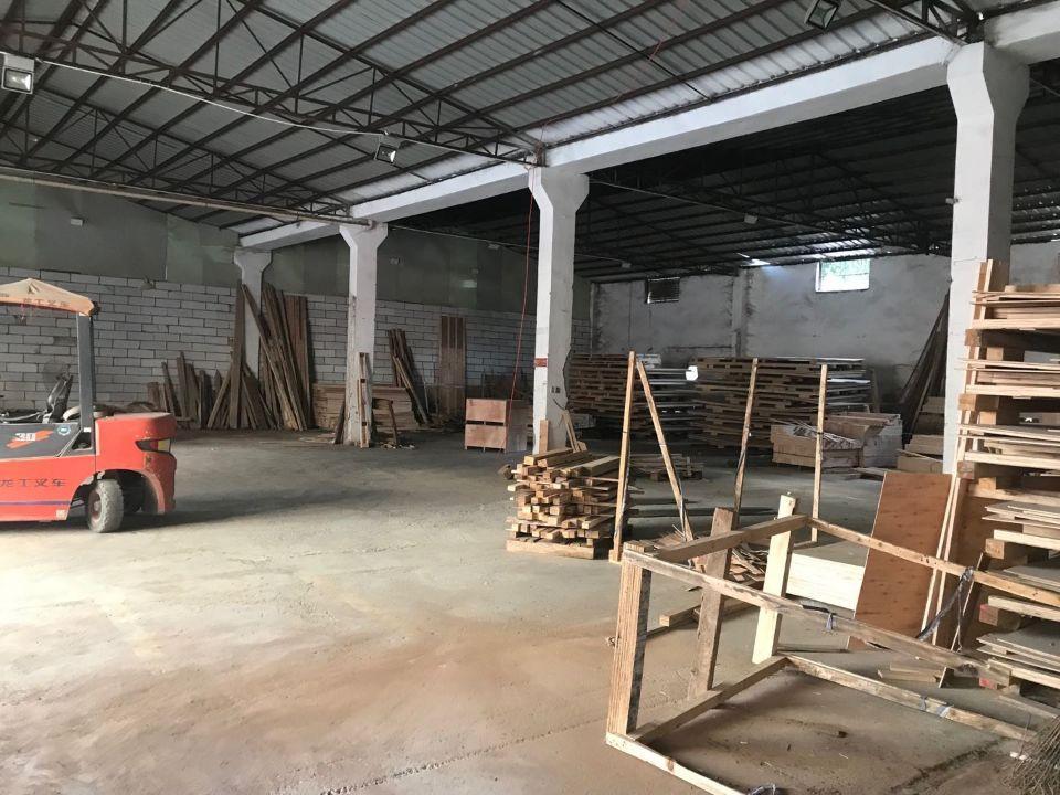 坪地900平滴水6米钢构厂房非常适合做仓库五金等行业可办环评