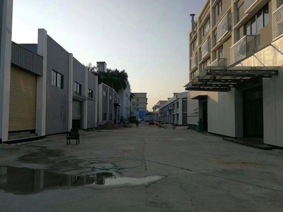 福永大型工业园区高档钢构16000平米出租