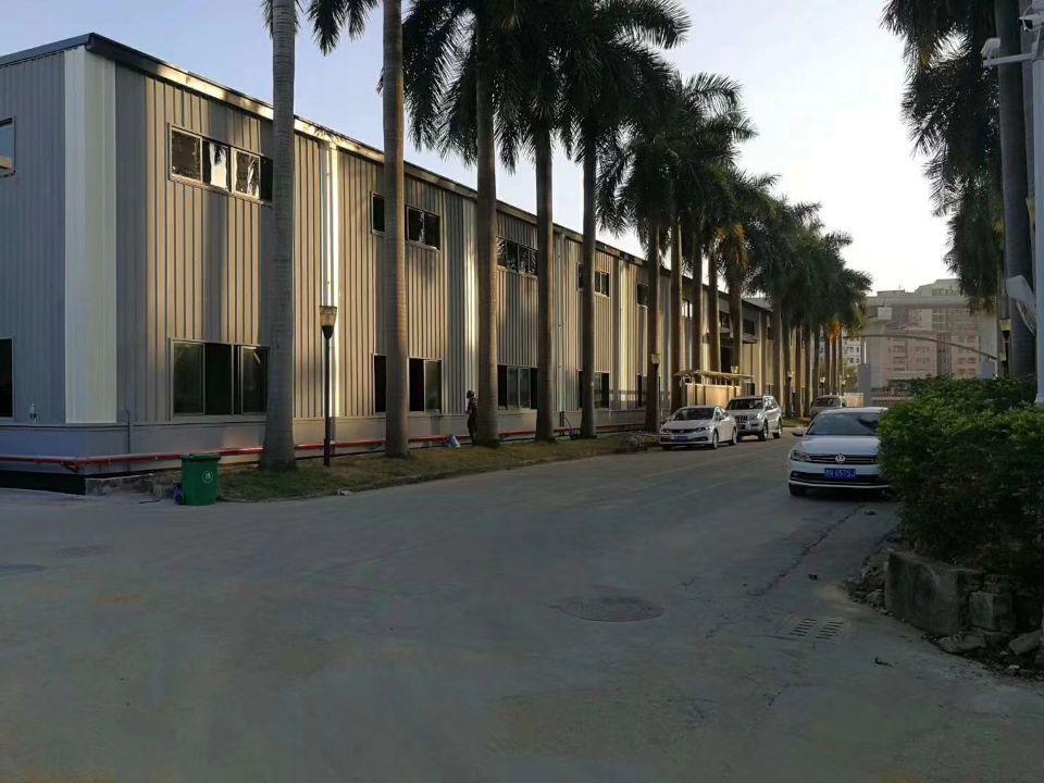 公明标准钢构物流仓库16000平米出租