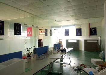 公明上村北环路边精装修厂房仓库1300平无转让费图片3