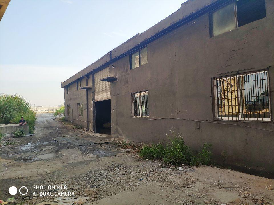中山市独门独院带办公室600平方简易厂房招租