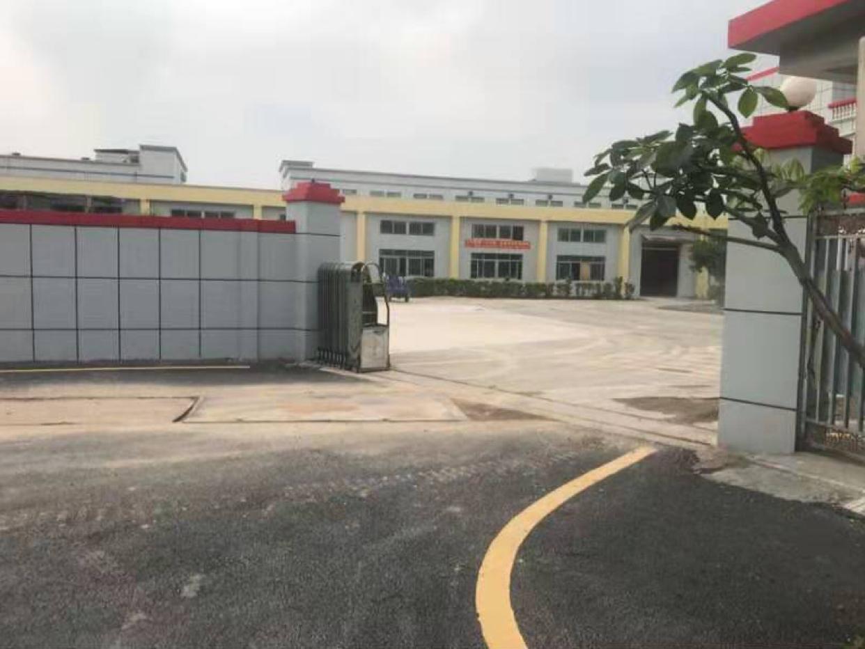 龙岗五联新出钢结构厂房3800平米,园区空地大