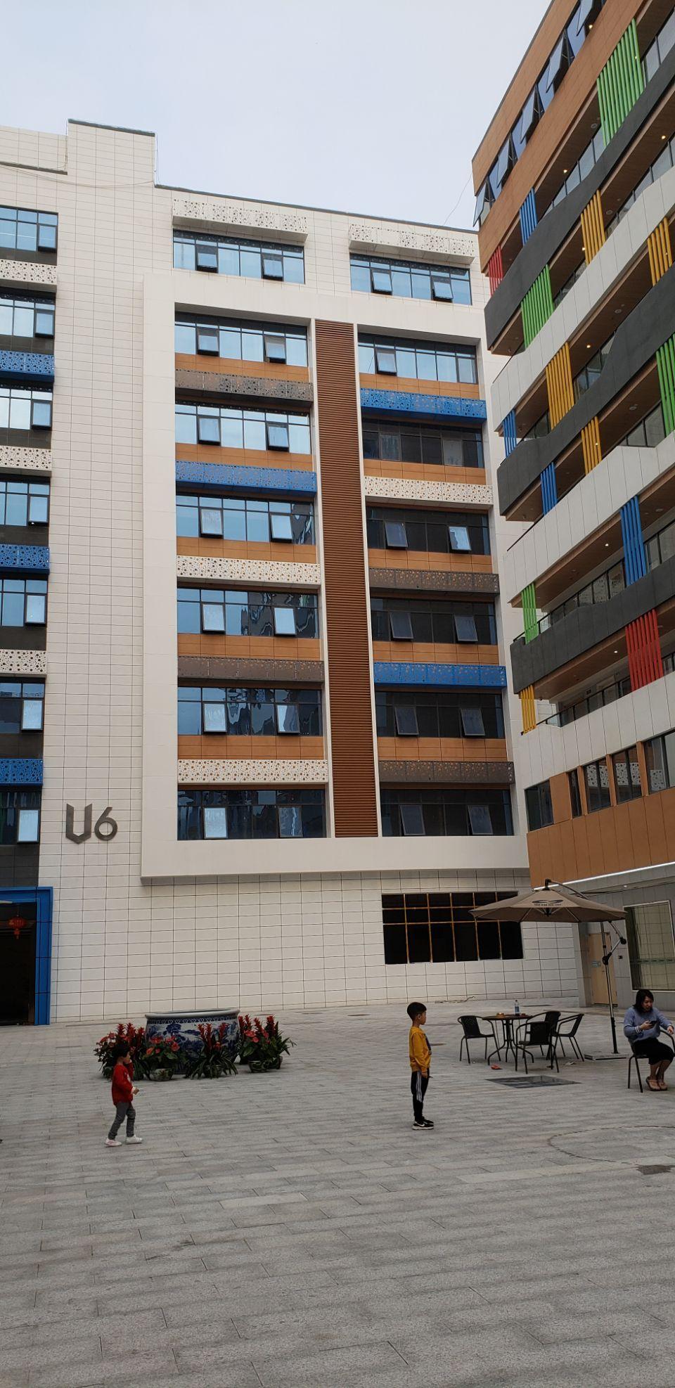 西乡固戍地铁口附近新出楼上整层3500平出租园区有高新补贴-图6