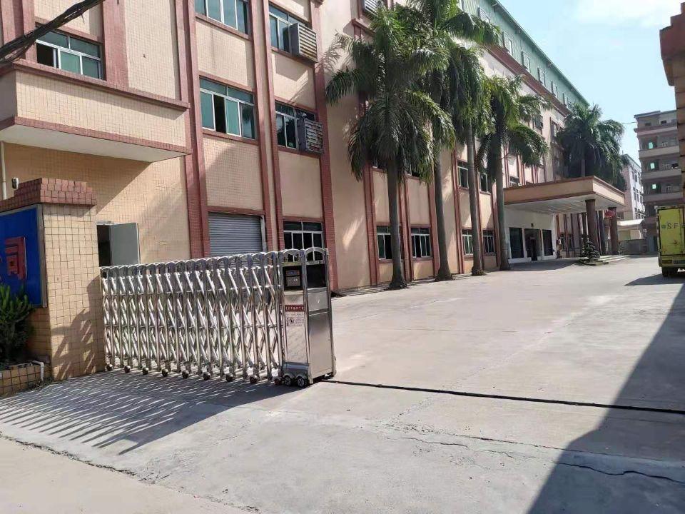 东莞市东部工业区厂房出售 占地8333m²,建筑3300