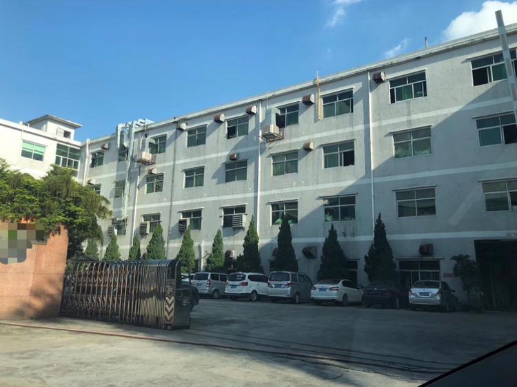 红本双证标准厂房出售占地6800平米