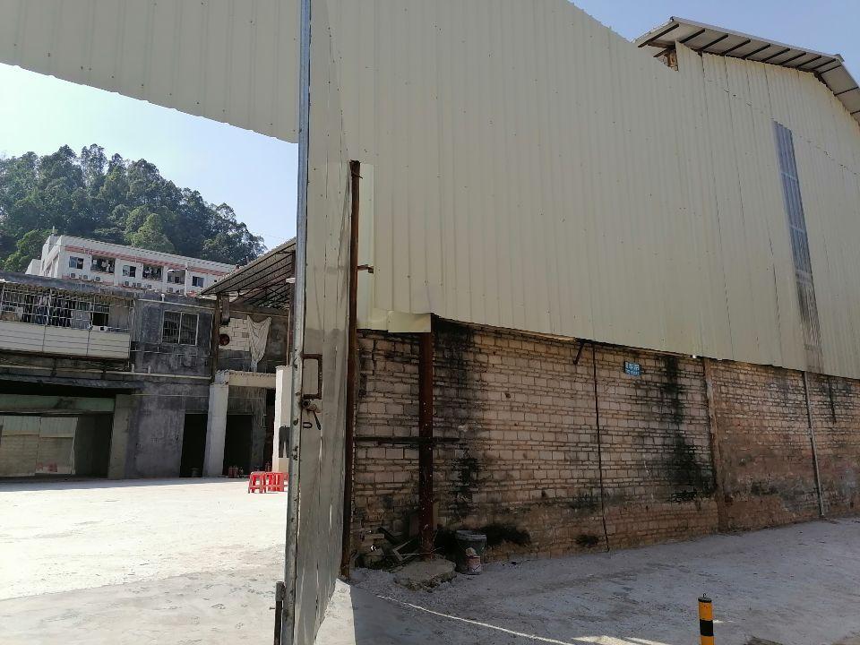 天河龙洞新出单一层仓库1500平可做废品回收