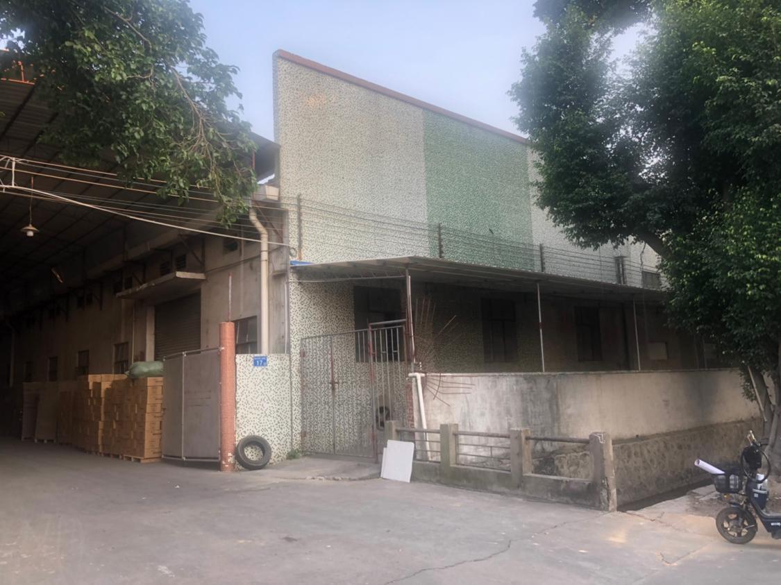 佛山里水镇原房东8米砖墙厂房出租